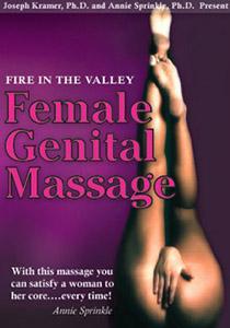 Female Genital Massage